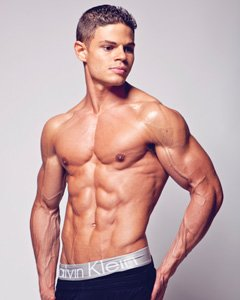 best bodybuilder without steroids
