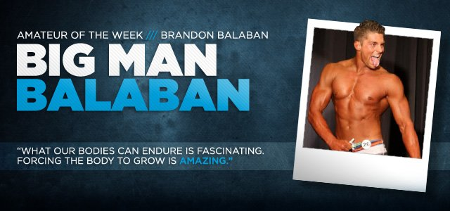 amateur bodybuilder of the week big man balaban Adult Tinkerbell Costume