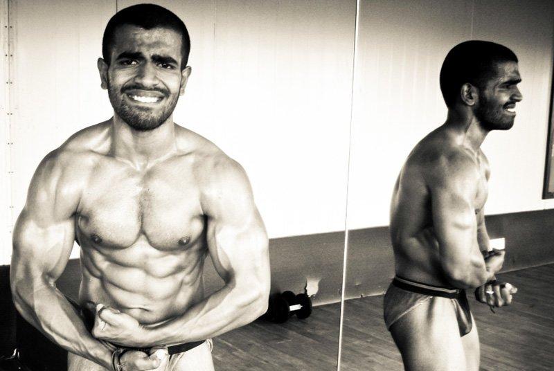 Amateur Bodybuilder Of The Week: Srigant Madhavan