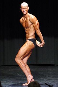 Amateur Bodybuilder Of The Week: Iron Will