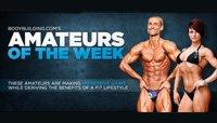 Amateur Bodybuilders Of The Week