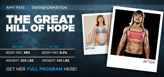 Body Transformation: The Great Hill Of Hope
