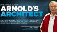 Architect: Jim Lorimer, The Man Who Helped Arnold Build His Classic