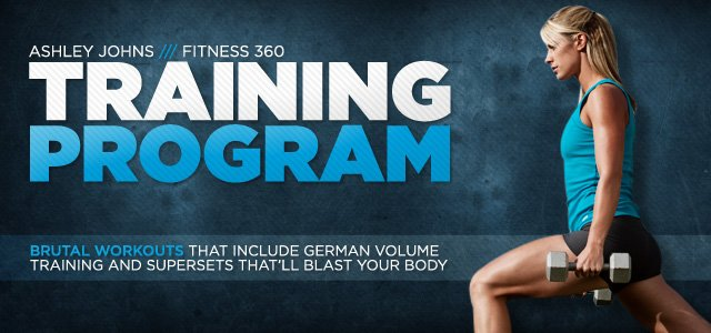 Fitness 360: Ashley Johns' Workout Program