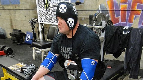 And kudos to you IF you can deadlift 500 lbs. while wearing a badass skull hat!