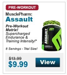 Pre-Workout Matrix! Supercharged Endurance & Training Intensity!* 8 Servings - Trial Size!