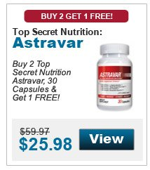 Top Secret	Astravar Buy 2 Get 1