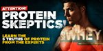 Attention Protein Skeptics: 5 Reasons You Need To Become A True Believer