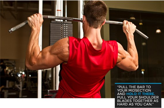 Hold The Contracted Position Of Each Back Lift For One Second.
