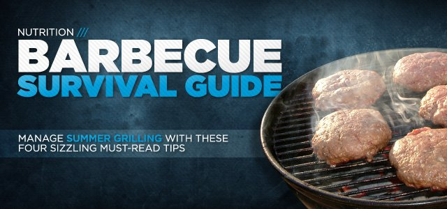 BBQ Survival Guide: 4 Tips To Keep Your Outdoor Cooking Tasty And Totally Healthy!