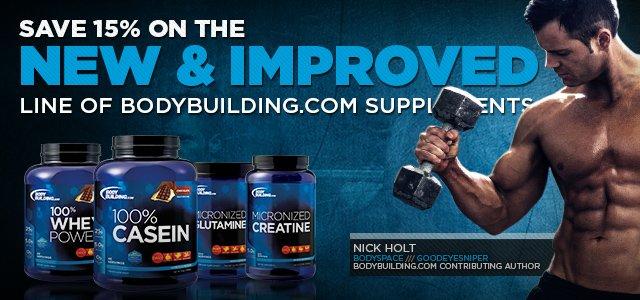Body Building Banner