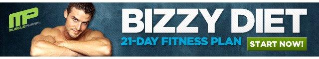 Bizzy Diet 21-Day Fitness Plan - Start Now!