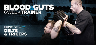 Video Article: Dorian Yates - Blood And Guts, Delts & Triceps