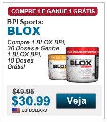 Compre o BLOX BPI 30 Doses e Ganhe o BLOX BPI 10 Doses Grátis