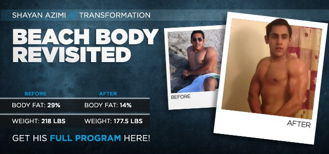 Body Transformation: Beach Body Revisited
