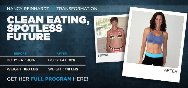 Body Transformation: Clean Eating, Spotless Future