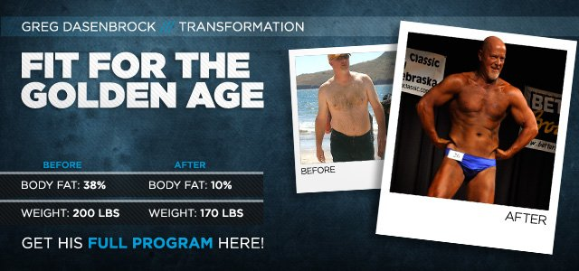 Body Transformation: Fit For The Golden Age