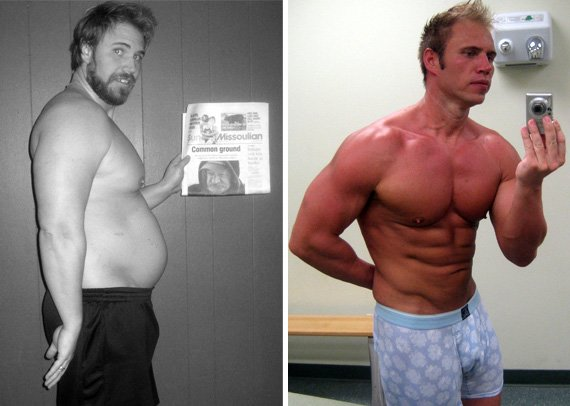 Body Transformation: Jeremiah Peterson Wins 2012 BSN Hyper ...