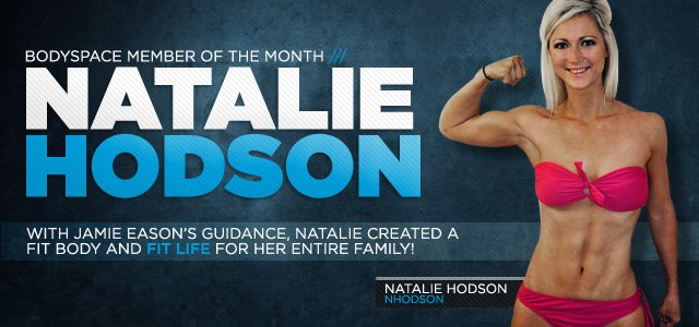 BodySpace Member Of The Month: Nhodson