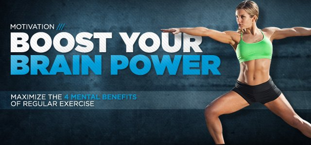 Brain Power - Workouts And Your Mind. Your workout provides benefits you ...