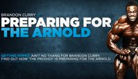 Interview With Brandon Curry: Preparing For The 2012 Arnold
