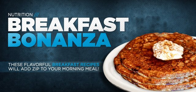 Breakfast Bonanza: 5 Fast Starts To A Fit Day – Healthy Breakfast Recipes