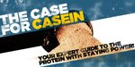 The Case For Casein: Your Expert Guide To The Protein With Staying Power