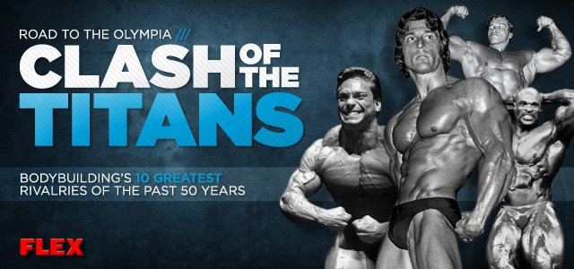 Clash Of The Titans: Bodybuilding's 10 Greatest Rivalries Of The Past 50 Years
