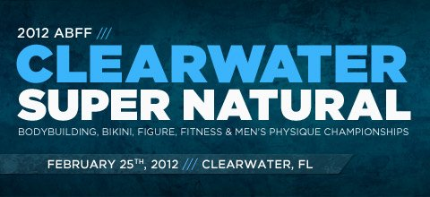 2012 ABFF Clearwater Super Natural Bodybuilding, Fitness, Figure, and Bikini Championships
