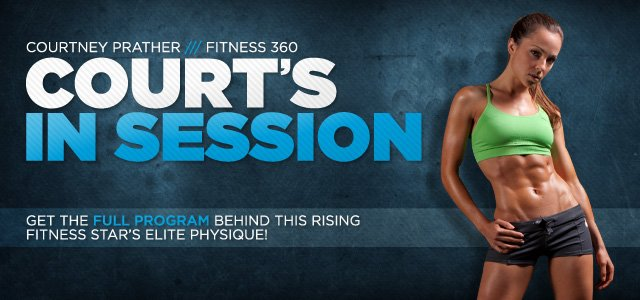 Courtney Prather Fitness 360: Court's In Session