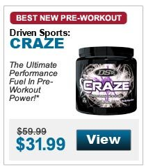The Ultimate  Performance Fuel In Pre-Workout Power!*
