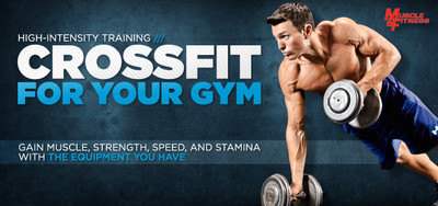 CrossFit For Your Gym