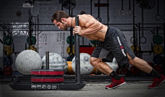Rich Froning CrossFit Workouts: Train Like The 2011