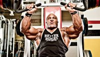 Phil Heath's Crushing Chest Workout!