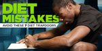 Diet Mistakes - Avoid These 7 Diet Trapdoors