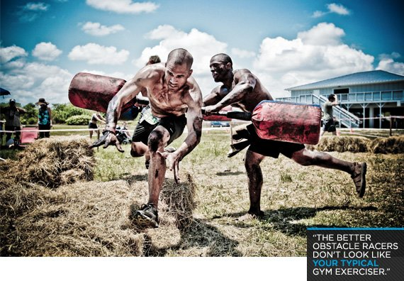 Down Dirty Amp Fit Obstacle Race Training For Strength And