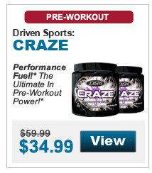 Performance Fuel!* The Ultimate In Pre-Workout Power!*