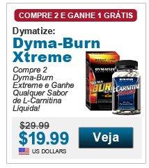 Compre 2 Dyma-Burn Extreme e Ganhe Qualquer Sabor de L-Carnitina Líquida