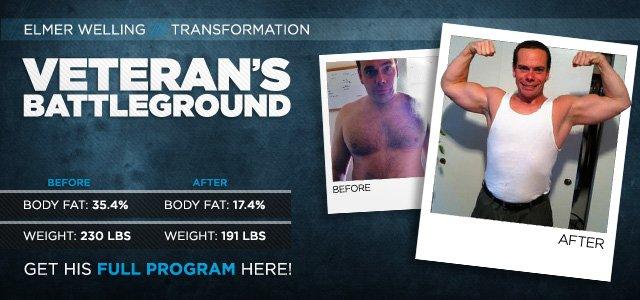 Body Transformation: From Bedridden To Badass