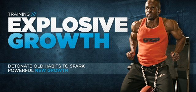 Explosive! Detonate Old Habits To Spark Powerful New Growth