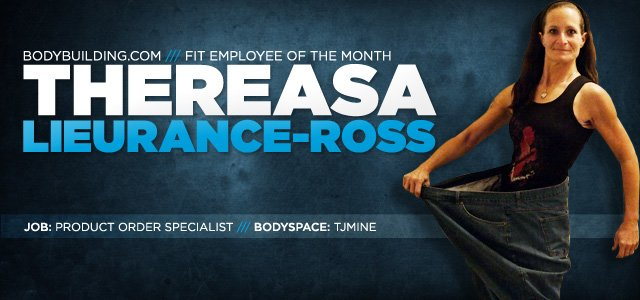 Fit Employee Spotlight - Thereasa Lieurance-Ross!