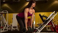 Lindsay Kaye Miller's Muscle Building Program