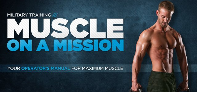 Fitness In The Field: Muscle On A Mission