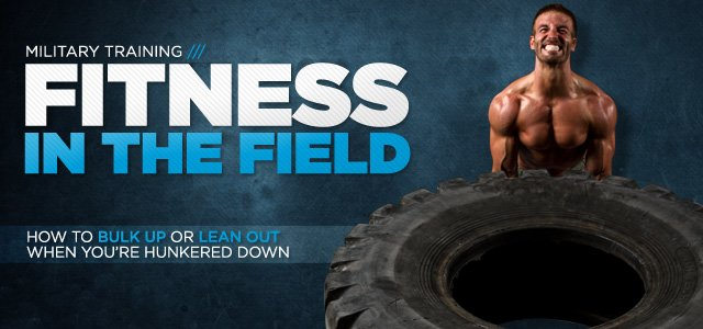 Deployed Fitness: How To Get Ripped In The Field