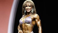 2012 Olympia: Adela Garcia Wins Seventh Fitness Olympia