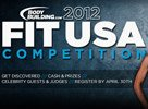 2012 Bodybuilding.com FIT USA Competition Powered By MusclePharm