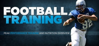Football Preparation: Peak Performance Training & Nutrition Overview! banner