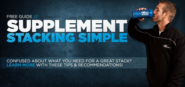 Free Guide Makes Supplement Stacking Simple!