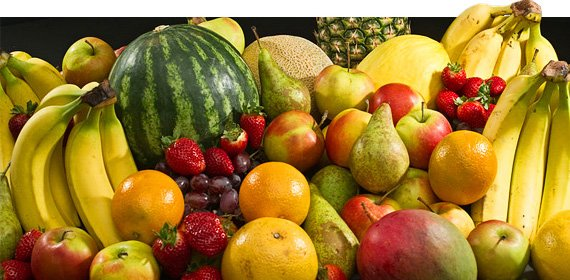 Eating a variety of fruits gives you a variety of nutrients!