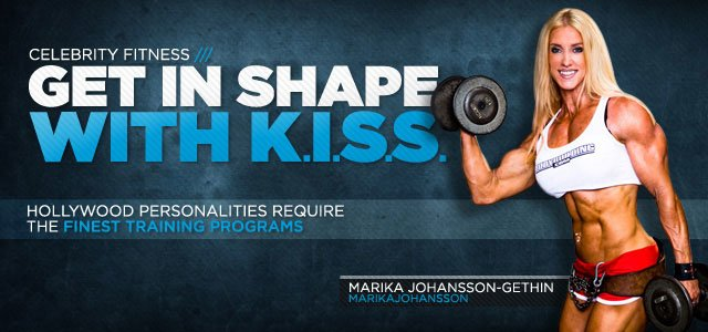 How The Oscar Attendees Get In Shape With K.I.S.S.